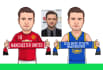 draw your face in your fav sport team style