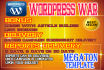 use SeNuke Xcr WordPress War Megaton Template