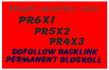 give you 1xPR6,2xPR5 and 3xPR4 blogroll permanently