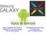 help you Root unroot your Android install custom ROMs