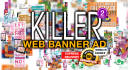 design 3 size  Professional Killer Web Banner Ad