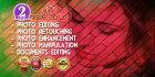 do any photoshop editing, retouch, enhance, document editing