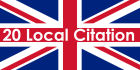 make 20 UK local citation to improve your local business