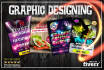 design a  professional BANNER or  Header for your website