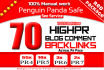 do manually create Panda safe real high Pr 4to7 backlinks