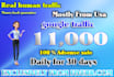 drive 11000 real google traffic to your website