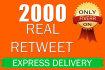 2000 usa twitter retweet