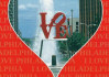 send message on a Love Park postcard to anyone in the world