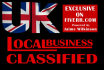 post your business in 10 UK classified ads postings