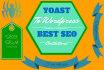 instalar y enseñarte a manejar el plugin yoast