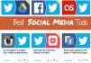 give Social Media Tool Plus Web Traffic Tool