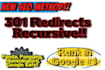new Seo method 301 redirections get many hundred backlinks very effective