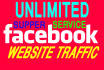 unlimited High Quality Website Traffic 15,000