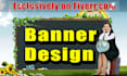 create TOP banner designs