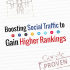 create massive traffic to your gigs or website