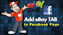 add an eBay Tab to Your Facebook Page Plus Bonuses