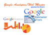 install Google analytic,webmaster configuration
