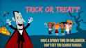 make 30 seconds animated Halloween Greeting