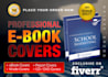 design professional eBook Cover or Kindle Cover