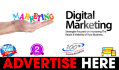 banner Advertising on 8 Daily Updated Marketing  Websites