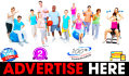 banner Advertising on 8 Daily Updated Fitness Websites