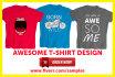 design Awesome Tshirt