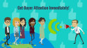 create engaging animated explainer video or 2D sales video