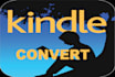 convert any file format to be read on your Kindle