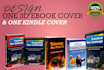 create 1  Professional 3d Ebook Cover and 1 Kindle book cover