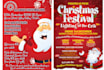 design Christmas banner header or cover