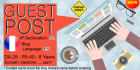 publish forever your Guest Post in DA29 PA40 Blog