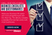 give you 6 Small Business Checklists and Questionnaires