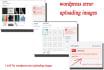 fix wordpress error uploading images