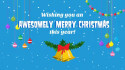 create awesome animated video for Christmas greeting