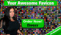 create an amazing favicon for your website