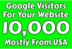 drive UNLIMITED real traffic to website 1 month