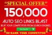 do 1,50,000 GSA,ser bulk,links,blast for seo