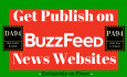 publish a Post on BuzzFeed With One Backlink