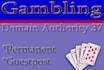 give you DA 37 Gambling site Permanent Guestpost