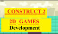 create or update 2D amazing games on construct 2 perfectly
