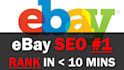do eBay seo for your product and eCommerce store