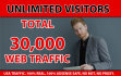 drive 2000 PLUS,website,traffic,visitors to your ,website or blog