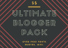 send you an awesome blogger pack for authors