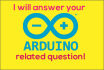 answer your Arduino related question