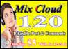 do Effective MIX Cloud Promotion,g