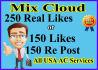 do Effective MIX Cloud Promotion