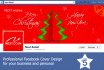 create FACEBOOK Cover page