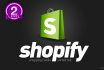 create an attractive Shopify Online Store