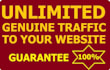 propel UNLIMITED genuine traffic for one month to your website