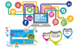 design update your social media accounts